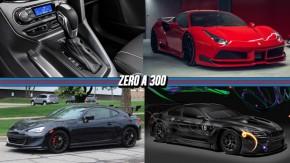 Ford processada por problemas com Powershift, Novitec dá 772 cv à Ferrari 488 GTB, Subaru BRZ STIserá lançado em junho e mais!