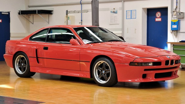 1990 BMW M8 Prototype (E31)