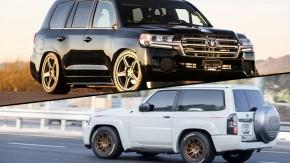 Juntos, estes dois SUVs somam 4.000 cv – e deixam superesportivos para trás