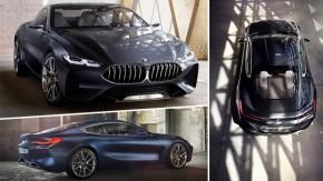 Série 8 Concept: que tal o visual do novo cupê de luxo da BMW?