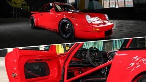 Porsche 911 RS 3.5 Red Evolution: 940 kg de pura selvageria e um motor aspirado de 365 cv!