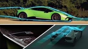 Destrinchamos o sistema de aerodinâmica ativa do Lamborghini Huracán Performante