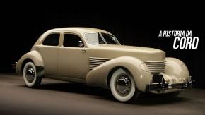 Cord: a história da mais inovadora fabricante de automóveis da década de 1930