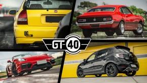 GT40: o classificado dos entusiastas está oficialmente lançado – saiba tudo aqui