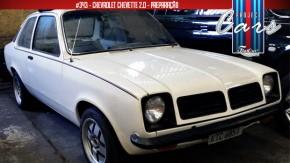 Chevrolet Chevette 2.0: novos freios e um novo câmbio para o Project Cars #343