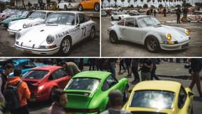 Um encontro só para Porsche com motor a ar: é o <i>Luftgekühlt</i>