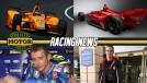 Alonso promete agressividade, novo carro da Indy é revelado, susto com Valentino Rossi, a recuperação de Bourdais e mais!