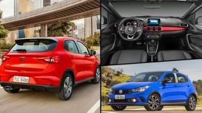 Fiat Argo revelado! Conheça todos os detalhes, preços, versões, itens de série e opcionais do novo hatchback