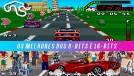 Os games de corrida mais bacanas da era 8 bits e 16 bits – parte 1