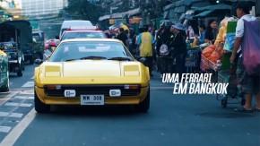 Este cara restaurou sua Ferrari 308 GTB na própria garagem para usá-la todos os dias!