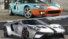 Ford GT: a evolução radical do supercarro nos últimos dez anos