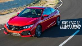 Honda Civic Si, agora com motor 1.5 turbo: como ele anda?