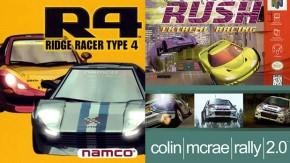 Os games de corrida mais legais da era 32-64 bits – parte 2