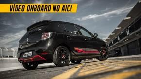 Aceleramos o Sandero RS Racing Spirit no Autódromo de Curitiba – assista nossas impressões a bordo!
