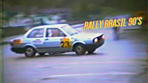 Este vídeo do Rally da Graciosa de 1990 no Paraná vai causar nostalgia até em quem não estava lá