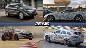 Chevrolet Equinox terá motor 2.0 turbo no Brasil, Corvette ZR1 é flagrado com menos disfarces, Project CARS 2 chega em setembro e mais!