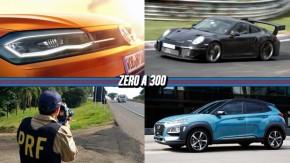 Novas imagens do VW Polo, Porsche GT2 RS acelera forte em Nürburgring, Hyundai apresenta seu novo SUVe mais!