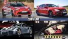 Um drift de mais de 160 km, Honda Civic Type R em versão mais potente e com tração integral, Porsche 911 GT2 terá 700 cv e 341 km/h de final e mais!