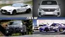 Mercedes-AMG GT Black Series em ação, Fiat Mobi terá versão picape, FIA irá organizar copa de drifting e mais!