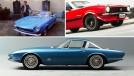 Ford Maverick, Fiat 124 e De Tomaso: a história e as criações de Tom Tjaarda