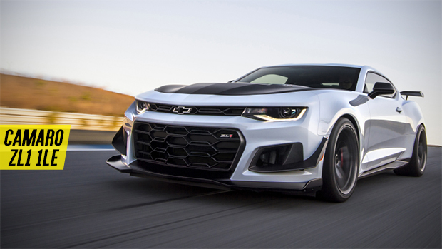 Camaro ZL1 1LE: as primeiras impressões do monstro de pista da Chevrolet