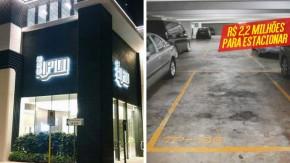 Alguém pagou R$ 2,2 milhões pela vaga de estacionamento mais cara do mundo