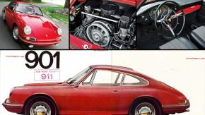 """Quando o Porsche 911 se chamava """"901"""" – e por que ele não se chama mais assim"""