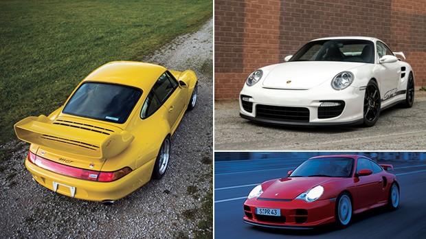 GT2: a evolução do Porsche 911 mais radical de todos