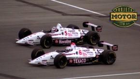 A maldição que persegue a família Andretti em Indianápolis
