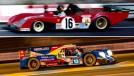 Os brasileiros que já subiram ao pódio nas 24 Horas de Le Mans