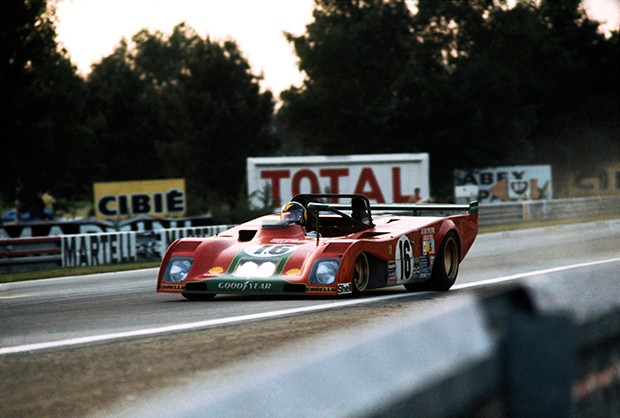 Carlos-Pace-Ferrari-Le-Mans