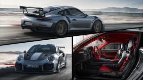 Turbopanzer: Porsche 911 GT2 RS está de volta com 700 cv