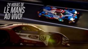 24 Horas de Le Mans 2017: assista ao vivo com os FlatOuters!