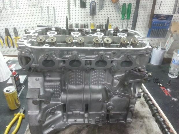 Motor Semi-Montado