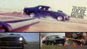 "O outro muscle car de ""Mad Max"": o Holden Monaro de Nightrider"