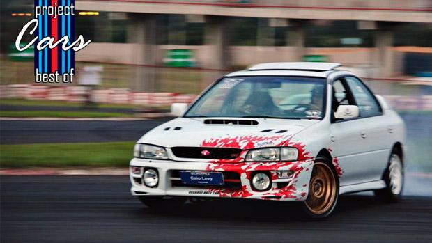 Como se faz um Subaru Impreza RWD de drifting? Relembre a história do Project Cars #195