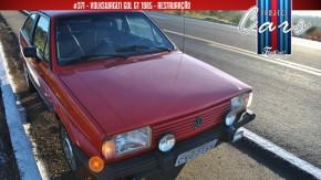 Na pista e na estrada: curtindo a vida a bordo de um VW Gol GT 1985