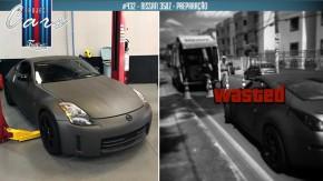 Nissan 350Z: os primeiros problemas com o Project Cars #432