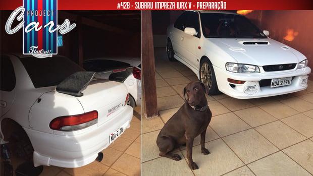 Project Cars #428: o que fazer com um Subaru Impreza WRX parado na garagem?