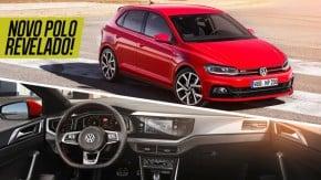 Este é o novo Volkswagen Polo, que será vendido no Brasil ainda neste ano