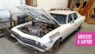 Sim, este é um Chevelle movido a vapor – feito pela própria Chevrolet em 1969!