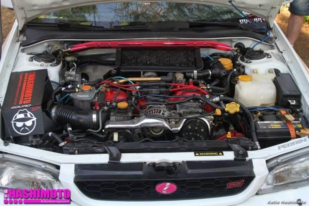 Stage 1 engine