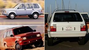 """Este """"Uno gigante"""" é na verdade um SUV de luxo com motor V8"""