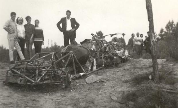 alpine c. heins le mans 1963 - 4