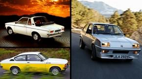 As versões mais legais do Chevette que não tivemos no Brasil