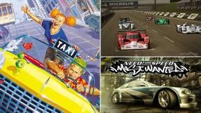 Os games de corrida mais legais da sexta geração de consoles, parte 1