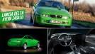 Lancia Hyena: o raríssimo cupê do Delta Integrale feito pela Zagato nos anos 90