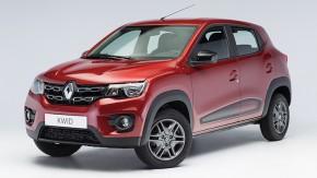 Renault Kwid lançado: veja preços, versões e galeria de imagens do novo compacto