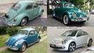 >>> Dia Mundial do Fusca: veja os besouros que estão à venda no GT40!