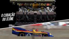Conheça cada detalhe do motor flat-12 do Porsche 917 em um time-lapse hipnótico